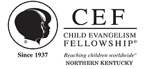 Child Evangelism Fellowship Northern Kentucky Retina Logo